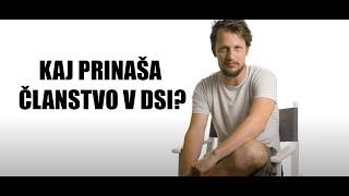 Kaj prinaša članstvo v DSI?