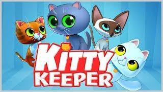 Kitty Keeper: Cat Collector 😺 Кошачий Центр Постройте свой кошачий рай 🐈