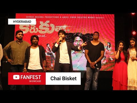 Download Chai Bisket @ YouTube FanFest  2018 Showcase Hyderabad HD Mp4 3GP Video and MP3