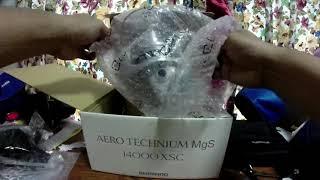 Катушка shimano aero technium mgs 14000 xtc