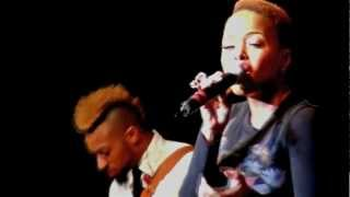 McDonald's Rhythms of Triumph - Chrisette Michele