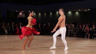 Балет и танец ча-ча-ча! Танец от профессионалов!