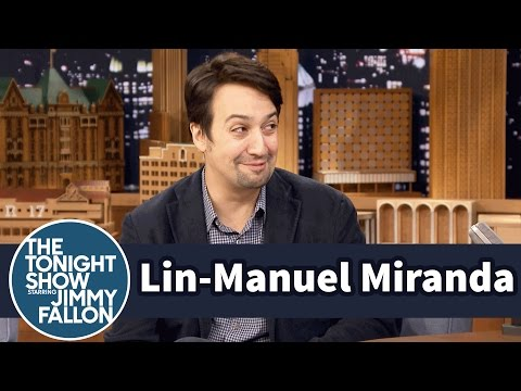 Lin-Manuel Miranda Reacts to Cecily Strong's SNL Impersonation