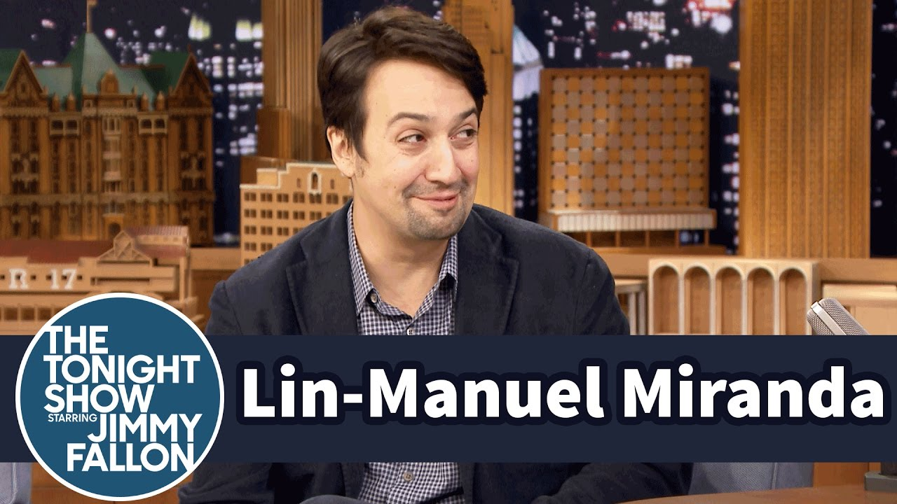 Lin-Manuel Miranda Reacts to Cecily Strong's SNL Impersonation thumbnail