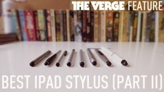 What is the best iPad stylus? (Part 2) thumbnail