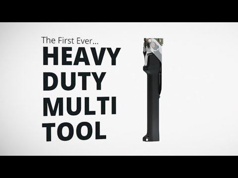 This Overbuilt 5-in-1 Tool Will Handle Just About Anything