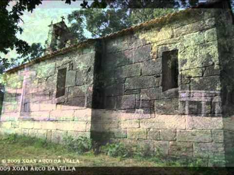 CAPELA DE SAN AMARO - ALDAN - CANGAS