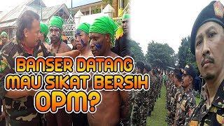 """Warganet dihebohkan dengan gerakan separatis Organisasi Papua Merdeka (OPM) makin sadis dalam beraksi. Kali ini puluhan pekerja proyek dibantai OPM.  Barisan Ansor Serbaguna (Banser) mengklaim selalu berada di garda terdepan menjaga keutuhan Negara Kesatuan Republik Indonesia (NKRI).  """"Kalian OPM @PapuanV akan musnah!! Panglima BANSER @GPAnsor_Satu sudah sampai di Papua!! MAMPUS LAH KALIAN!! HAHAHAHAHA!!   Sumber : https://swararakyat.com/opm-kami-nanti-kubur-banser-di-hutan-rimba-datang-sudah-kami-sudah-siap/  ********************** Tukang Kliping merupakan channel khusus untuk orang yang open minded, yang menyajikan informasi dengan kemasan unik, menarik, menggelitik, heboh, bahkan mengangkat yang jarang dipersoalkan dan dipertanyakan ulang di masyarakat hingga bersifat tabu, mulai dari ideologi, politik, ekonomi, sosial dan budaya yang diambil dari berbagai sumber terpercaya yang sudah ditelisik terlebih dulu untuk disajikan sebagai bahan tontonan penambah wawasan, pengetahuan serta hiburan.   **********************  ►Subscribe agar berwawasan luas karena mengetahui banyak hal dan bantu sebarkan ke yang lain. Klik di sini https://www.youtube.com/channel/UCF8TYW4EoAt3h9IceQA8cnw?sub_confirmation=1  ********************** Media Sosial Tukang Kliping :  ►Facebook : https://facebook.com/tukangklipingresmi ►Twitter : https://twitter.com/situkangkliping ►Instagram : https://instagram.com/situkangkliping  ********************** For copyright matters please contact us at: situkangkliping@gmail.com"""