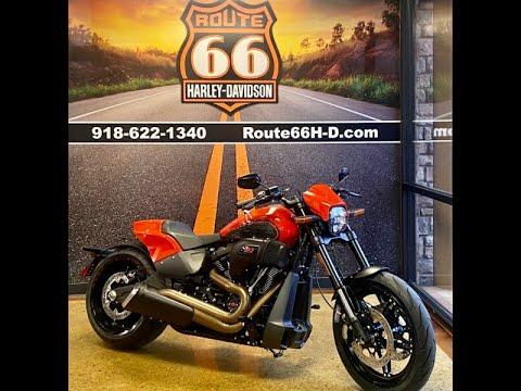 2020 Harley-Davidson® FXDR™ 114 FXDRS