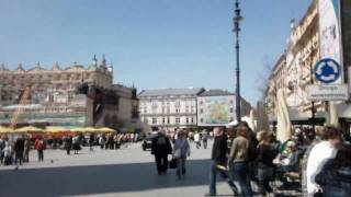 preview picture of video 'One day in Krakow'