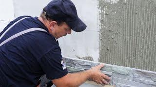 Bruk-Bet - montaż kamienia ściennego i elewacyjnego Relief