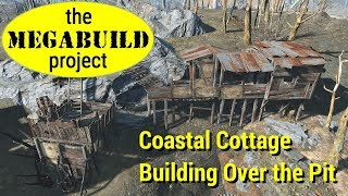 The Megabuild Project - 39 - Coastal Cottage: Building Over The Pit