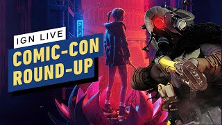 Summer Entertainment Preview Day 2 - IGN Live