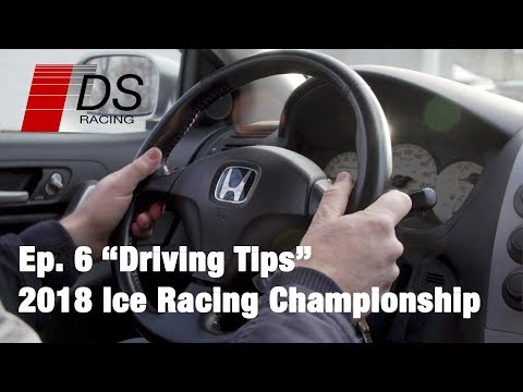 Driving Tips - Ice Racing Championship 2018 - Episode 6