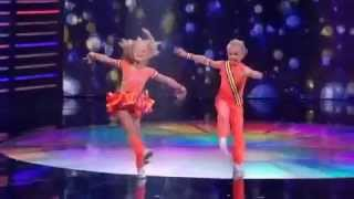 Cheeky Monkeys - Semi Final - Britain's Got Talent!