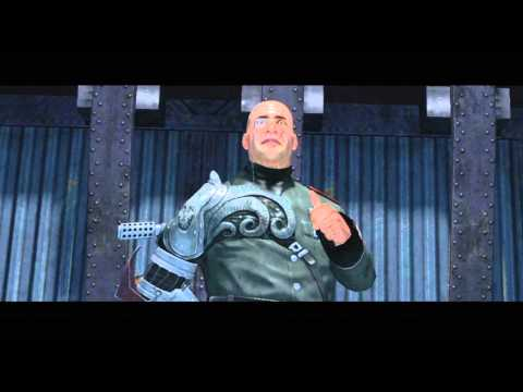 Captain America Videogame Gameplay Trailer