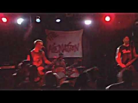 The Alienation - Punx Riot