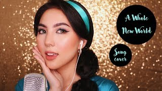 A WHOLE NEW WORLD Cover By Princess Jasmine 😝🧞♂️