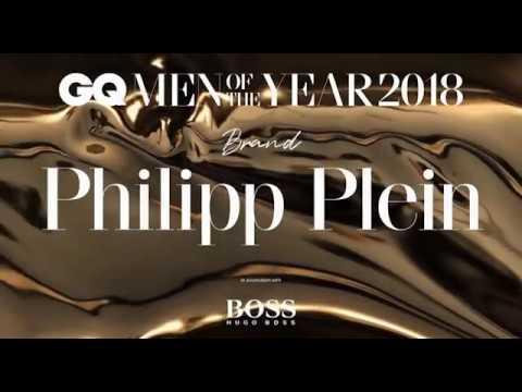 Rita Ora presents Philipp Plein with Brand of the Year   GQ Awards 2018    British GQ e85d0993d3