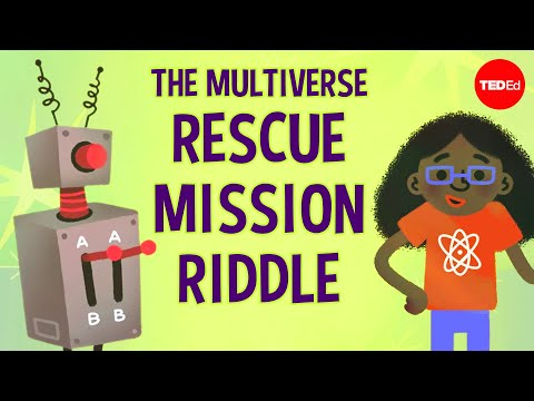Can you solve the multiverse rescue mission