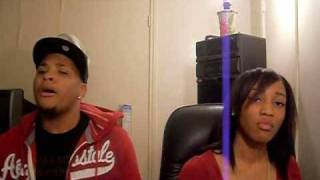 Keri Hilson & Chris Brown - Superhuman cover by @Dondria & @DatBoyBroadway