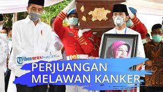 Perjuangan Ibunda Presiden Jokowi 4 Tahun Melawan Kanker