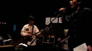Blank Page (hk) - Champagne supernova (band room version)