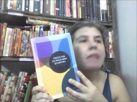 Triste Fim de Policarpo Quaresma, Lima Barreto
