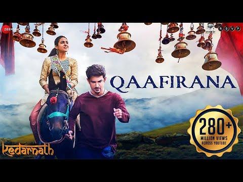 Kedarnath Qaafirana Sushant Rajput Sara Ali Khan Abhishek K Arijit Singh Amit Tamitabh B