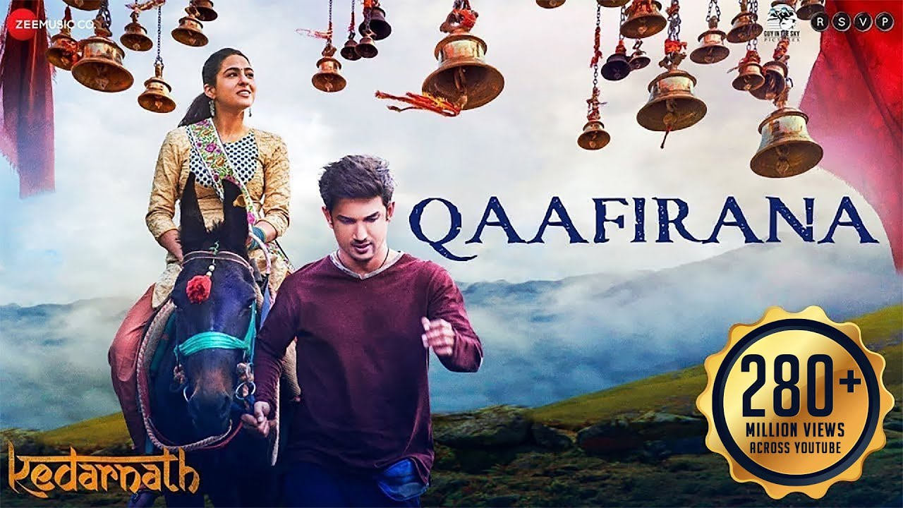 QAAFIRANA Hindi lyrics