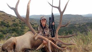 Elk Hunting- Big Bulls & Beautiful Girls!