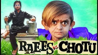 CHOTU AUR RAEES छोटू और रईस | Khandesh Hindi Comedy 2018| Chotu Dada Comedy