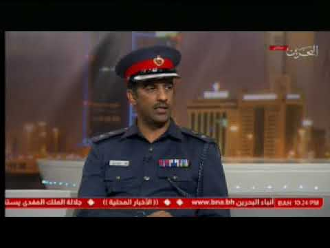 Al Rai Show: Interview with Lt-Col. Osama Bahar on safe motorcycle driving 7/1/2018