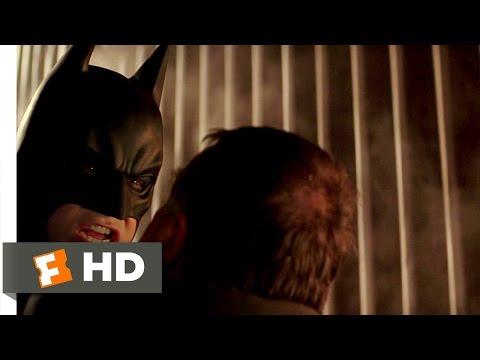 「俺はバットマンだ」