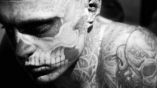 Rick Genest - Zombie Boy, A Powerful and Intimate Interview with Rico Zombie
