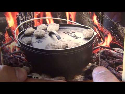 Lodge 5 quart stove top dutch oven