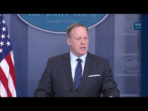 3/23/17: White House Press Briefing