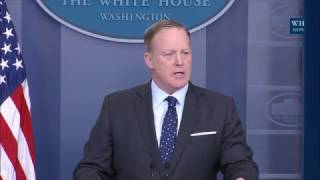 3/23/17: White House Press Briefing