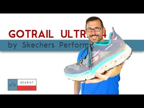 SKECHERS GOTRAIL ULTRA 4 SHOE REVIEW | Gearist Reviews