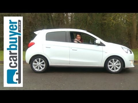 Mitsubishi Mirage hatchback 2013 review - CarBuyer