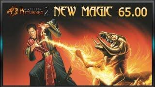 Возвращение 2.0 обзор новой магии 65 сборка.