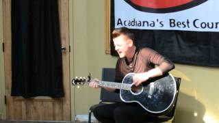 Chase Bryant - 'Little Bit of You' Live Acoustic Performance