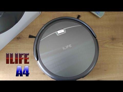 ILIFE A4, el robot aspirador con función de retorno a su base [Review]
