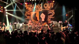 Strung Out - Westcoasttrendkill live at House of Blues Sunset Strip LA 5/29/15