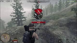 H1Z1 Battle Royale Open Beta PS4 PRO