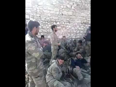 Karabağ Savaşındaki Askerler