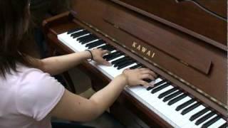 カワイピアノC113Nで「もののけ姫(アシタカとサン)」を弾く!