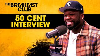 The Breakfast Club - 50 Cent Speaks On Taraji P. Henson, French Montana, New Show 'For Life' + More