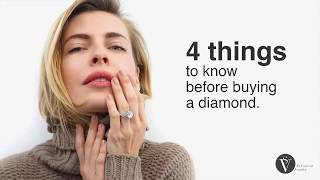 4 Things to Know Before Buying a Diamond
