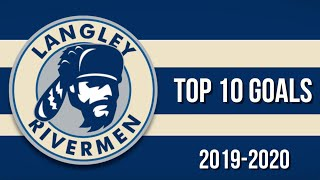 Top 10 Langley Rivermen Goals of 2019-20